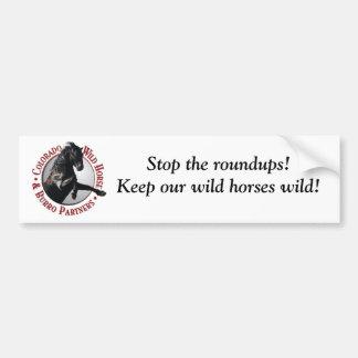 COWHBP Bumper sticker