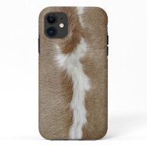Cowhide iPhone 11 Case