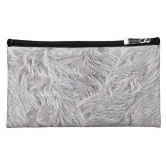 Cowhide Cosmetic Bag