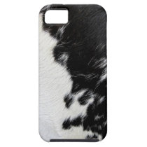 Cowhide Country Western Style (digital Image) iPhone SE/5/5s Case