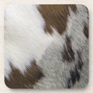 Cowhide Drink Coaster