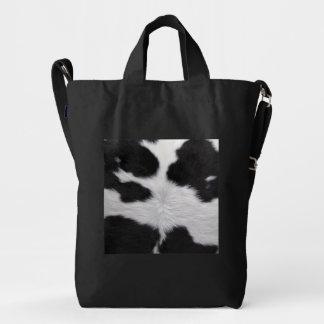 Cowhide Duck Bag