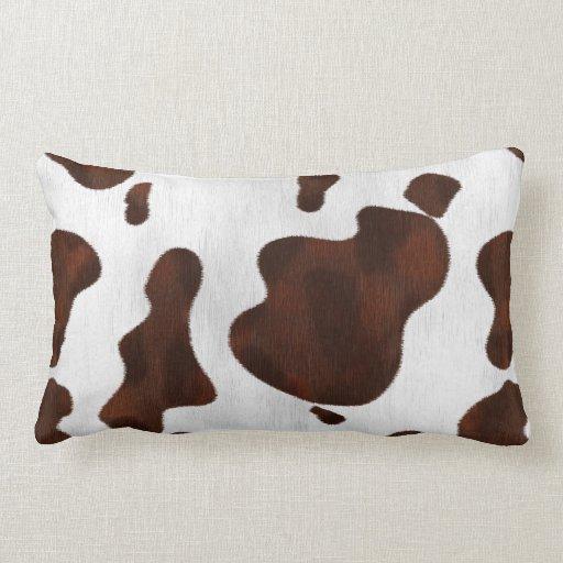 Western Cowhide Pillows
