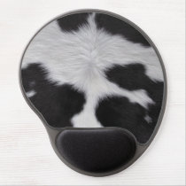 Cowhide Gel Mouse Pad
