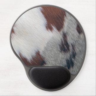 Cowhide Gel Mouse Pad