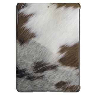 Cowhide iPad Air Cover