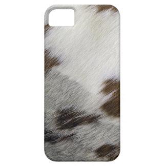Cowhide iPhone SE/5/5s Case