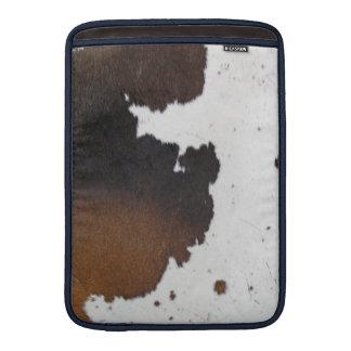 Cowhide MacBook Air Sleeves