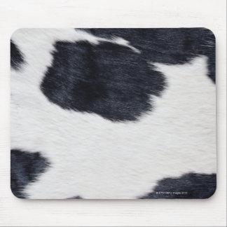 Cowhide Print Mouse Pad