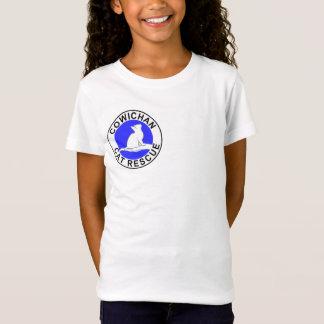 Cowichan Cat Rescue logo T-Shirt