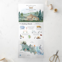 Cowichan Valley   Vancouver Island Tri-Fold