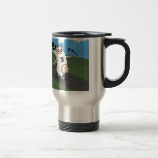 Cowillionaire Travel Mug