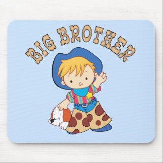 Cowkids Big Brother Mouse Pad