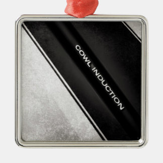 Cowl Induction Muscle Car Metal Ornament