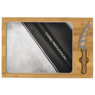 Cowl Induction Muscle Car Rectangular Cheese Board