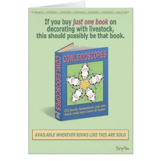 COWLEIDOSCOPES CARD
