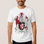 Cowley Family Crest T Shirts