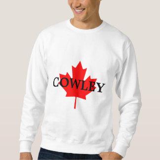 COWLEY SUDADERA CON CAPUCHA