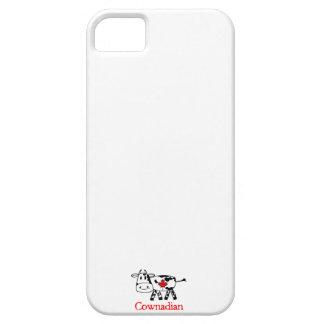 Cownadian iPhone SE/5/5s Case