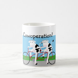 Cowoperation! Coffee Mug