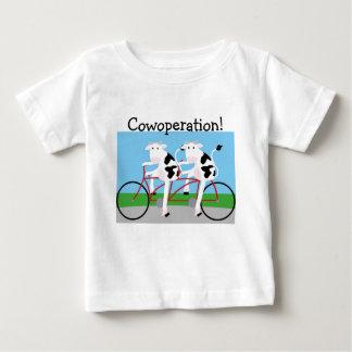 ¡Cowoperation! Playera