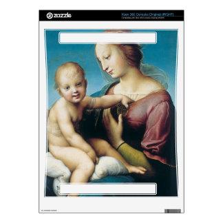 cowper del madonna de Raffaello Sanzio DA Urbino Consola Xbox 360 Skin