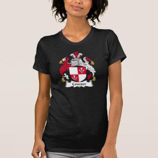 Cowper Family Crest Tee Shirt