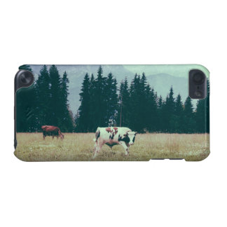 Cows and Mountains iPod Touch (5th Generation) Case