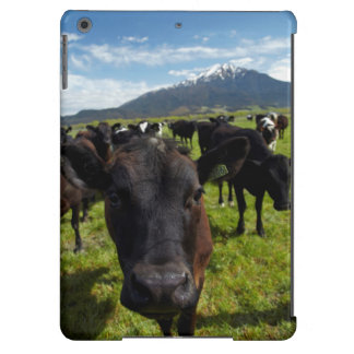 Cows and Mt Somers Case For iPad Air