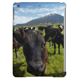 Cows and Mt Somers Cover For iPad Air