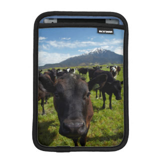 Cows and Mt Somers Sleeve For iPad Mini
