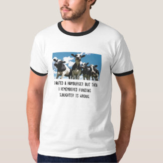 Cows Are Friends, Really T-Shirt
