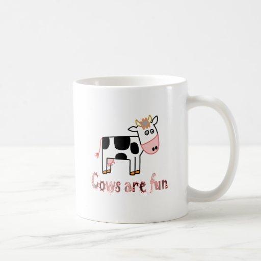 Cows are Fun Mugs
