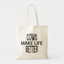 Cows Better Bag - Assorted Styles & Colors