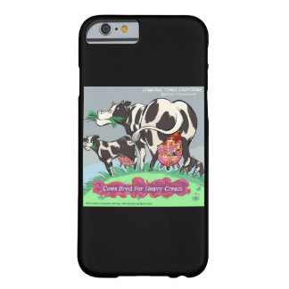 Cows Bred For Heavy Cream Funny Smartphone Cases