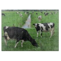 Cows Cutting Board