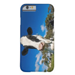 Cows feeding on pasture 2 barely there iPhone 6 case