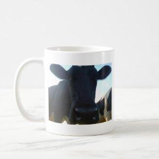 cow's head coffee mugs