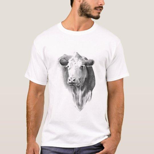 COW'S HEAD IN PENCIL SHIRT