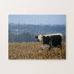 Cows in a Cornfield Jigsaw Puzzles