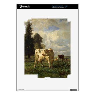 Cows in the Field by Constant Troyon Skin For The iPad 2