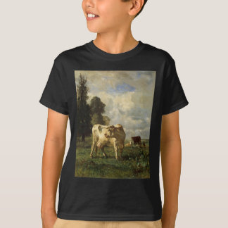 Cows in the Field by Constant Troyon T-Shirt