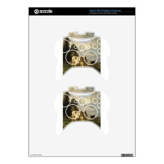 Cows in the Field by Constant Troyon Xbox 360 Controller Decal