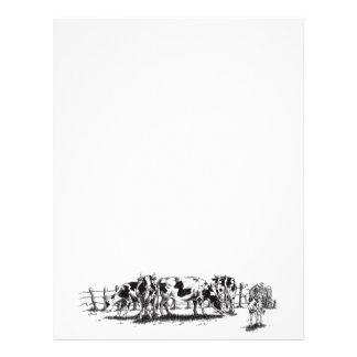 cows letterhead