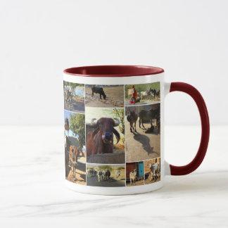 Cows of India Mug