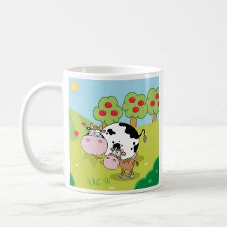 Cows on the Farm Mug (Double Sided)