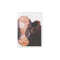COWS PASSPORT HOLDER