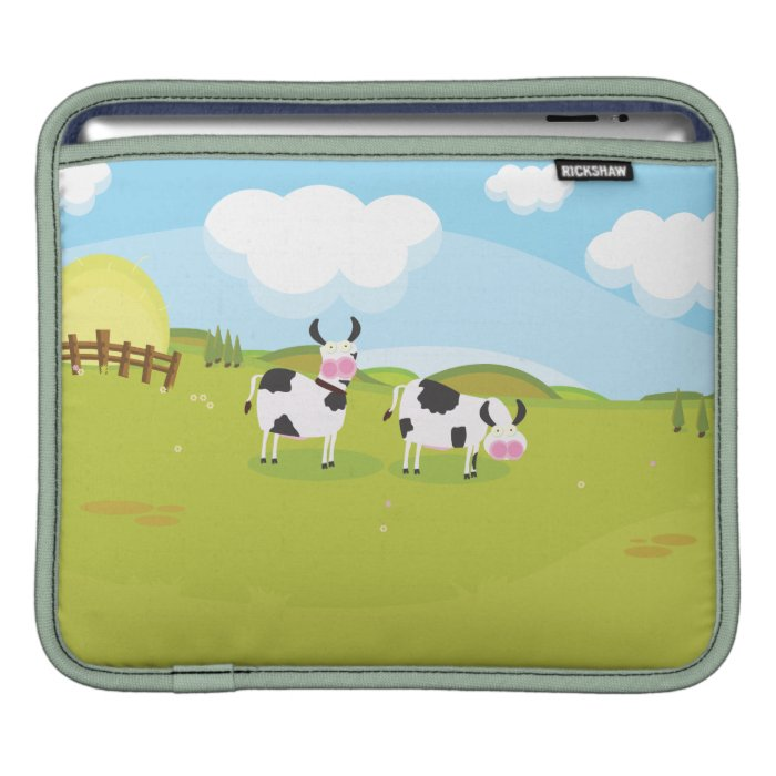 cows sleeves for iPads