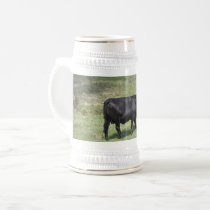 Cow's Time Beer Stein