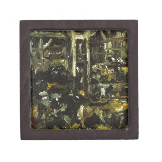 Cowshed by Lovis Corinth Gift Box